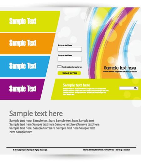 网站设计色彩如何做到用户接受喜欢颜色